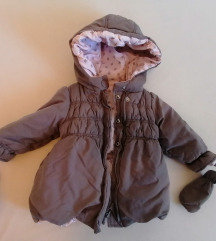 Zara zimska jakna 80