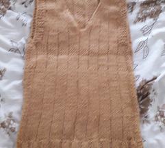 Rukom pleteni pulover