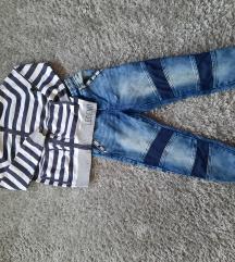 Lot hlače majica