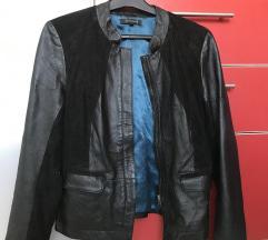 St-martins kožna jakna  vel 36-38