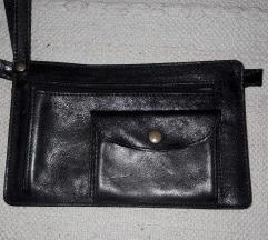 Muški novčanik torba od prave kože