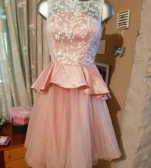 Prekrasna svečana haljina