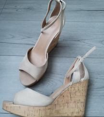 H&M sandale na punu petu