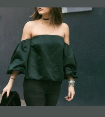 ZARA off the shoulder top (ukljucena pt)