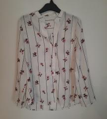 Bluza s cvijećem