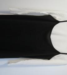 Komplet haljina crop top