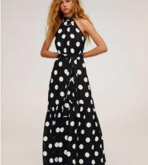 Duga haljina na točke