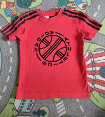 Adidas majica kratki rukav 116