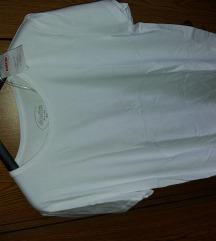 Bijela ženska sportska majica