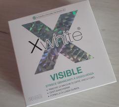 X white visible trakice za izbjeljivanje zubiju