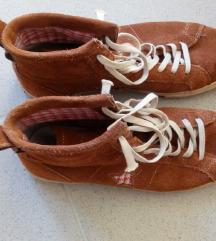 One star converse brušena koža konjak 39