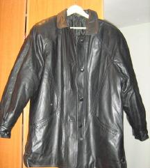 Ženska kožna jakna, XL, NOVA