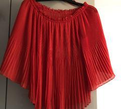 Crvena bluza Zara S