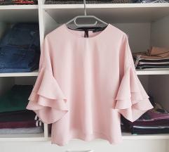 %%%  Zara baby pink bluza