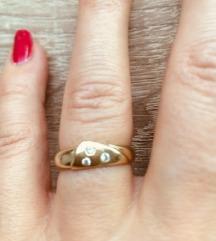 Zlatni prsten 585!