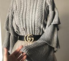 Pulover sivi