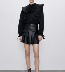 Zara kozne suknja/hlace-kao Novo!