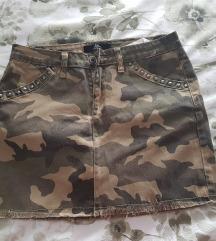 Mini suknja S