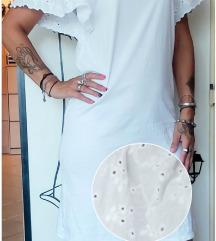 Nova dnevna haljina sa cipkom na rukavu