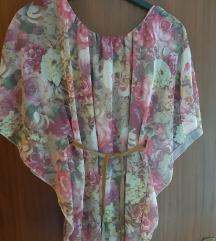 Tunika-majica ljetna cvjetna