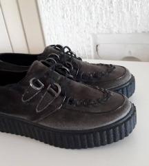 Baršunaste zelene creepers cipele vel. 41
