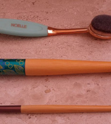 lot make-up četkica - poštarina uključena