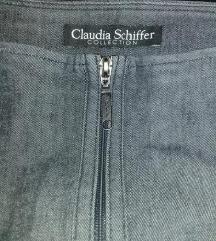 % Claudia Schiffer vintage suknja M