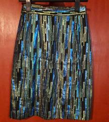 Šarena svjetlucava suknja
