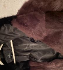 Corty Benett bunda zečje krzno M