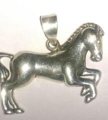 Privjesak srebro 925