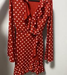 PLT haljina s tockicama