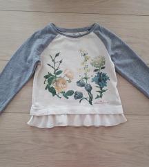 H&M majica print 110 / 116
