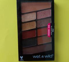 Wet n Wild My Glamour Squad paleta sjenila
