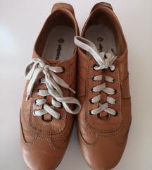 Cipele/tenisice boje senfa 40