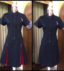 Goth Emily haljina
