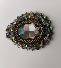 swarovski kristal privjesak