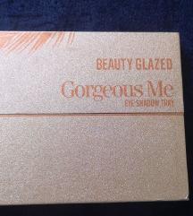 Beauty Glazed Georgeous me paleta sjenila