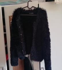 Kratki čupavi kaputić