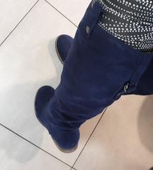 Modre gamoš čizme