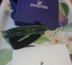 Swarovski ogrlica narukvica