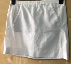 Zara bijela minica