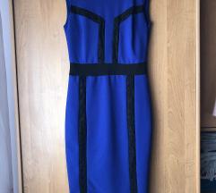 Plava haljina iz Twistera_Nova