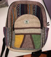 HEMP hippie boho ruksak
