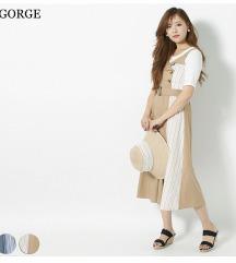 Blazer stil haljina bež 36