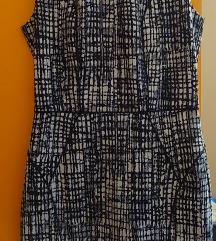 H&M uska mini haljina