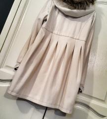 ICHI prljavo bijeli kaput- vuna