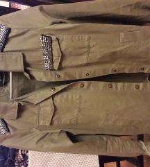 Malinasta košulja/jakna