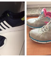 Adidas i Diadora lot vel.40(25.5)