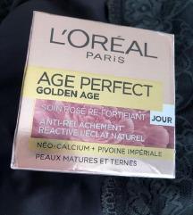 nova LOREAL age perfect krema