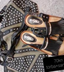 Sandale i torba